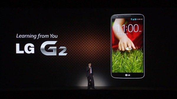 LG G2 Live 2013 G2