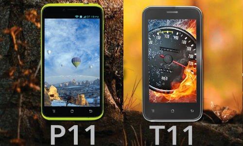 Panasonic P11-- T11