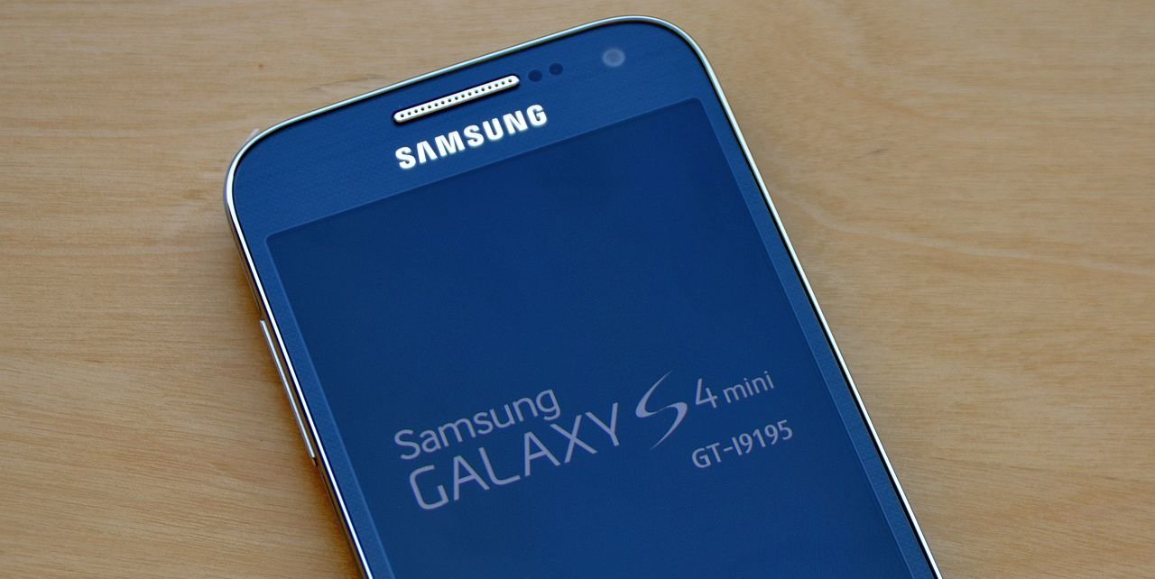 Review Samsung Galaxy S4 Mini