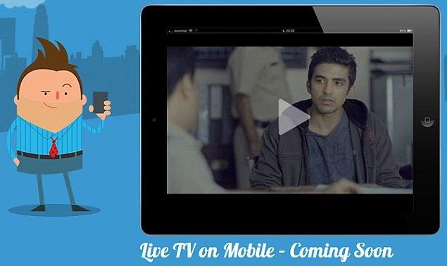 Tata Sky Everywhere TV