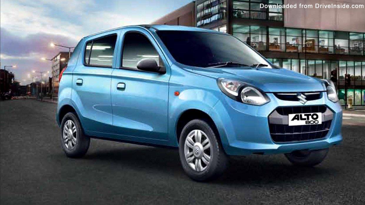 New Suzuki Alto Deals