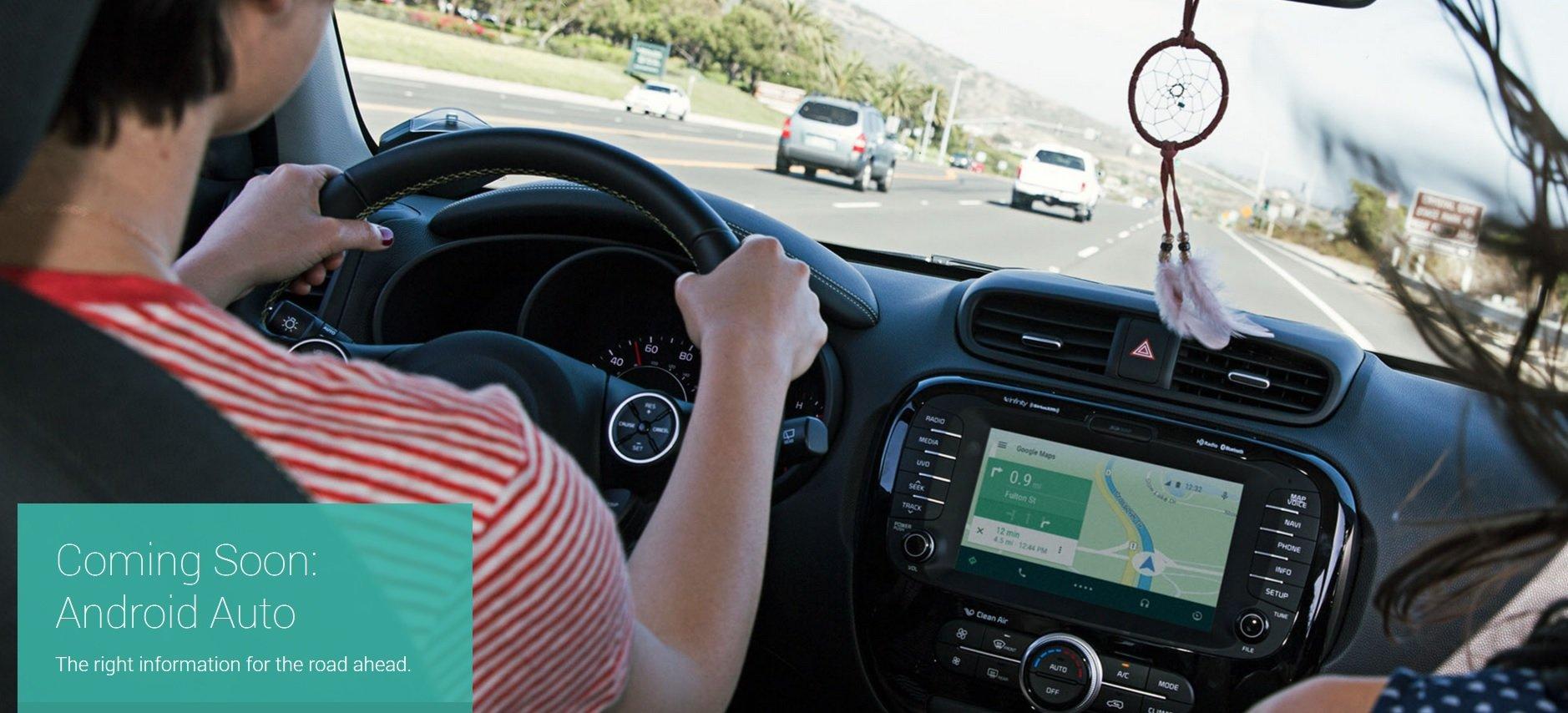 Android Auto: Google to boost in-car connectivity