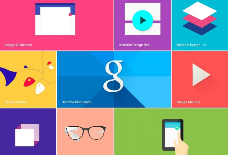Designers react to search giant Google's 'Material' design language