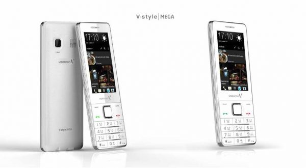 Videocon Mobile Phones unveils a range of stylish feature Phones in India