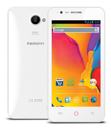 Karbonn Titanium S20 unveiled in collaboration with Amazon.in and Aircel for Rs. 4999