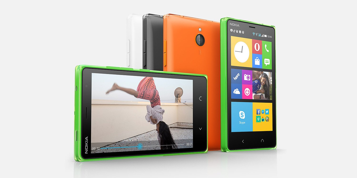 The new Nokia X2 Dual-SIM now available at a best buy price of Rs. 8699 in India