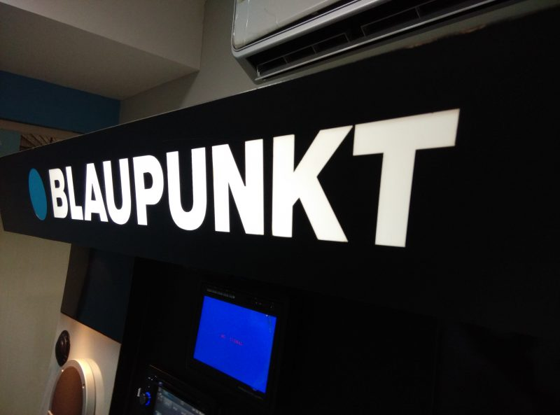 Tokyo 110 and Manchester 110 in-car radio systems unveiled by Blaupunkt India