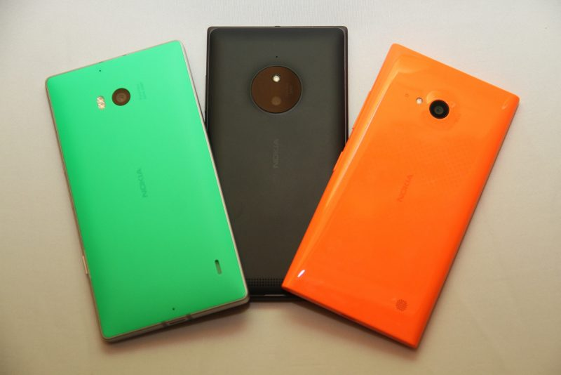 Lumia 730, 830, 930 unveiled in India with a price tag starting from Rs. 15,299