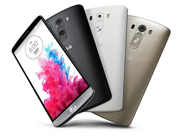 LG G3 starts receiving the Android 5.0 Lollipop update in India