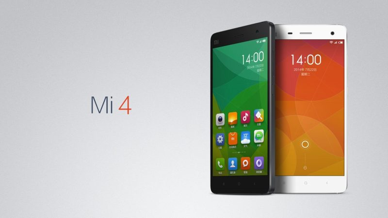 Xiaomi Mi4 will reportedly go on sale in early 2015