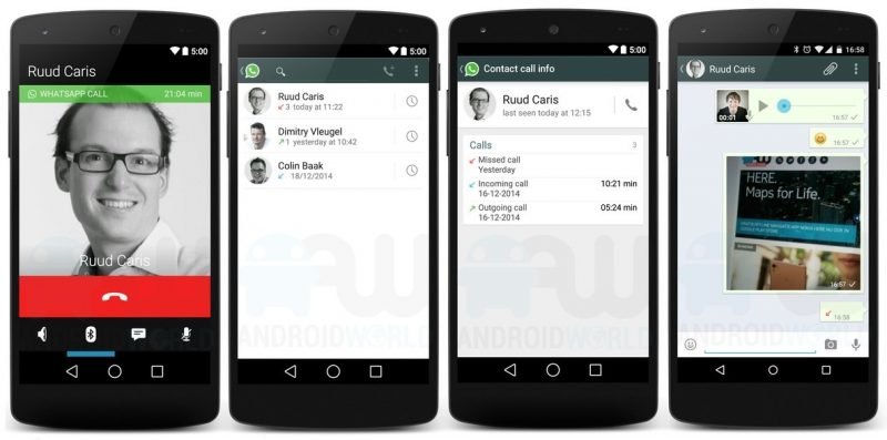 WhatsApp voice calling feature takes off for all Android users, coming soon to iOS