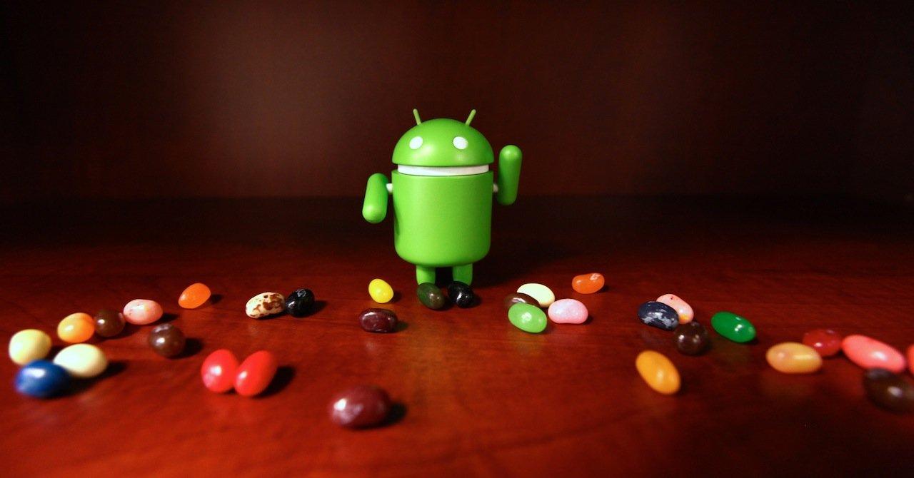 google Jelly Bean
