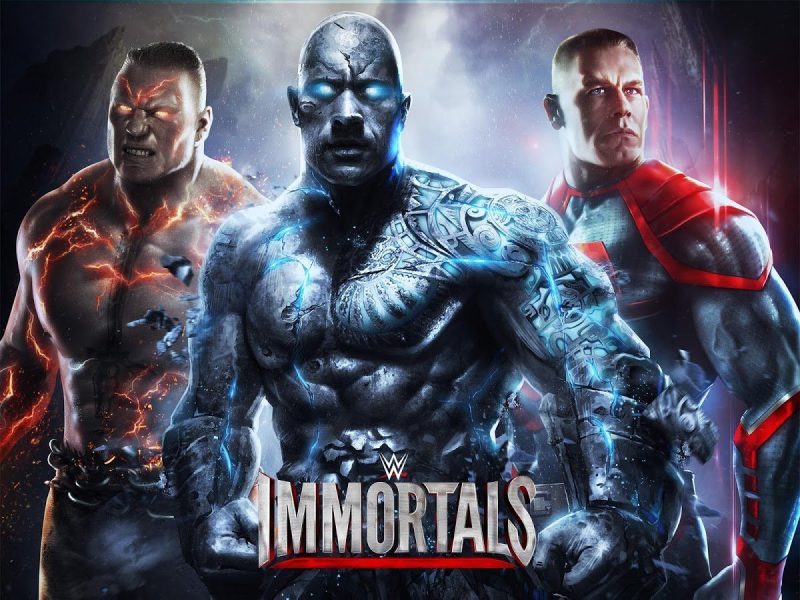 WWE Immortals review, WWE,