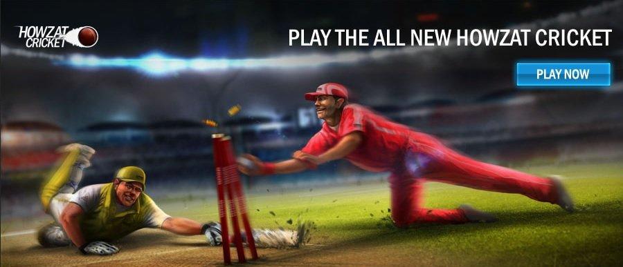 Howzat Cricket 2.0 Junglee Games