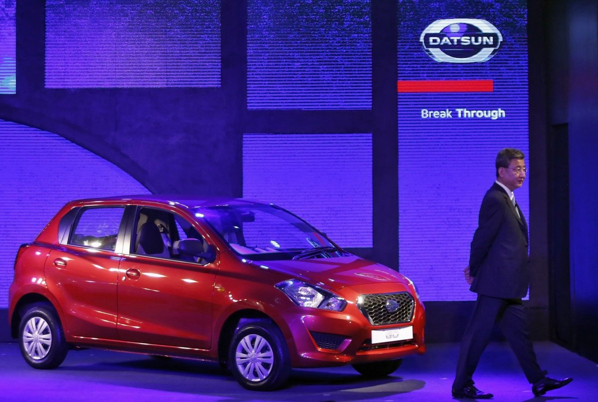 Nissan Motor to add driver side Airbags to enhance the security features in Datsun Go