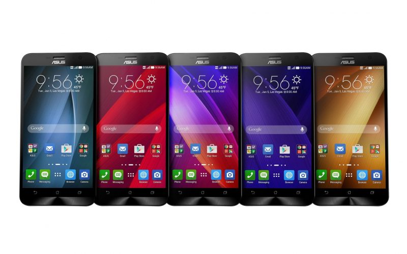 ASUS Zenfone 2 will be introduced in three variants in India