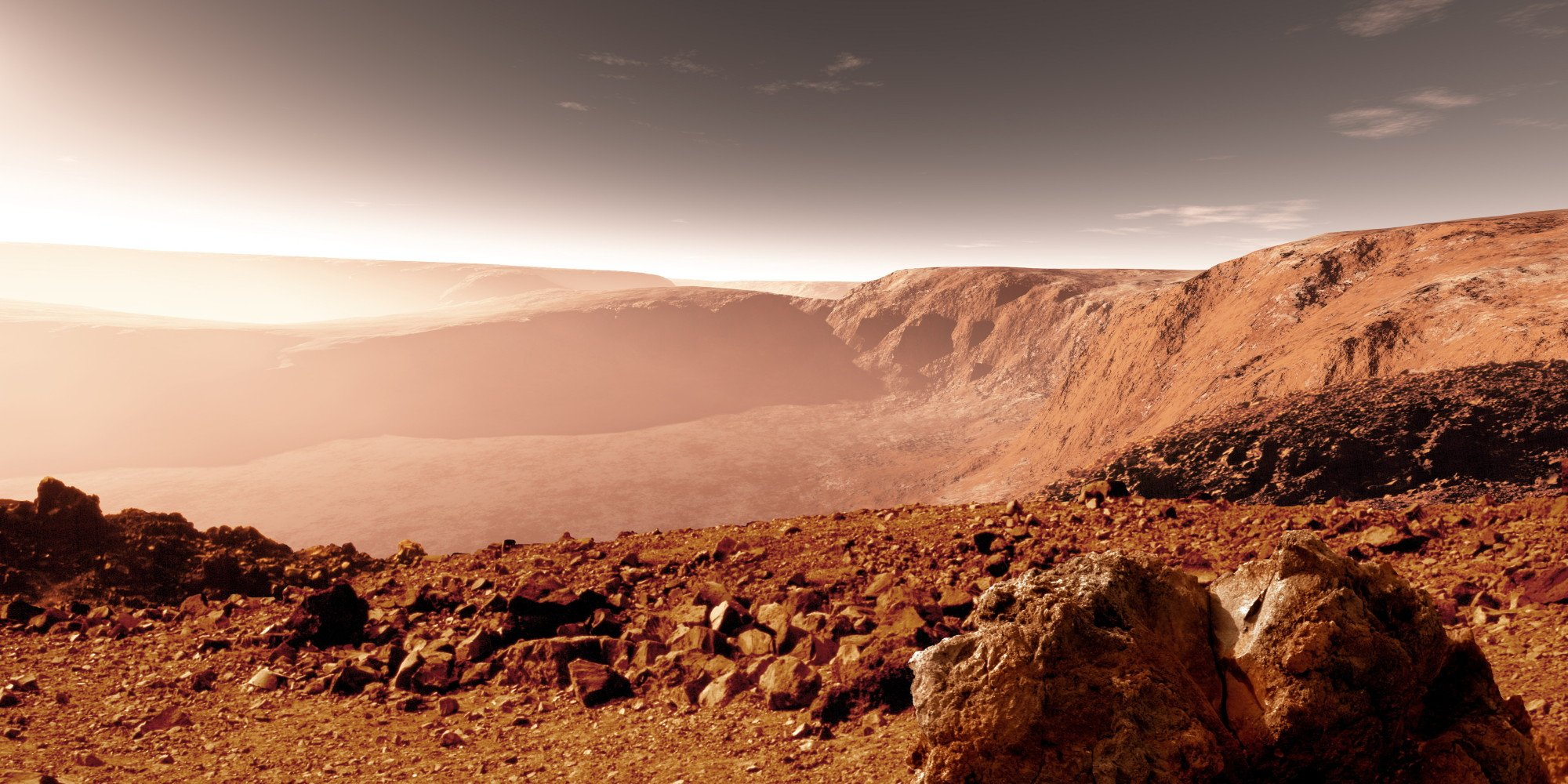 Journey on Mars Planned for 2039