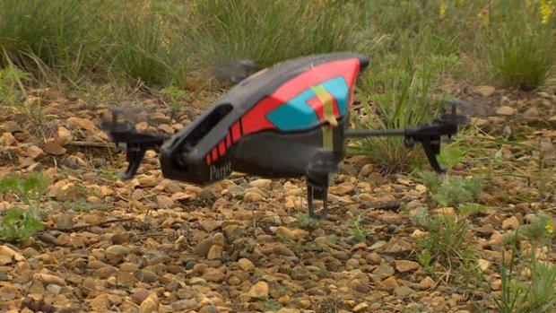 drone dino
