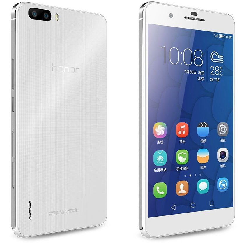 huawei 6. huawei honor 6 plus now available for pre-order at 26,499 inr