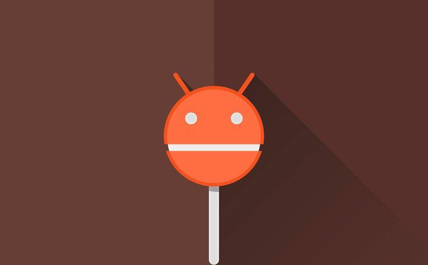 Android Lollipop wallpaper 9