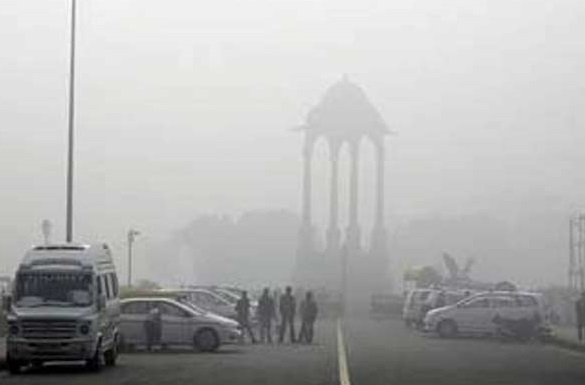 Ozone levels on the rise in Delhi