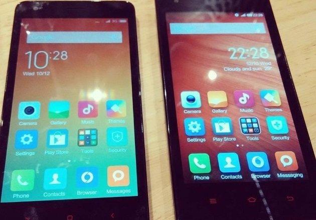 Xiaomi Redmi 2 successor leak