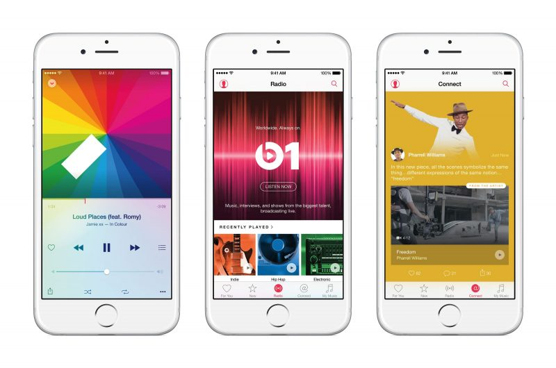 Apple Music Streaming Service starts at Rs. 120 in India