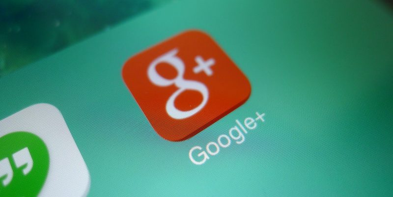 Demise of Google+ begins, profile links disabled from Google homepage