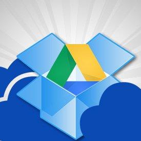 Google Drive/Drop Box