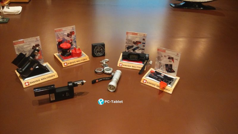 Swiss Military launches newly designed lifestyle products starting Rs 600 in India