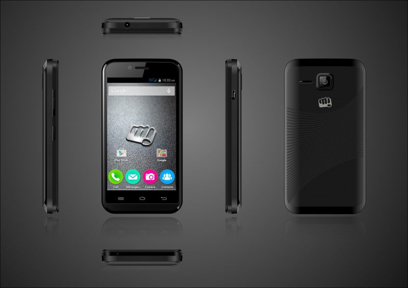 Micromax Bolt S301 goes on sale at Rs. 2899 in India