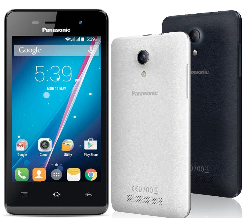 Dual SIM Panasonic T33 budget smartphone launched in India at Rs. 4,490