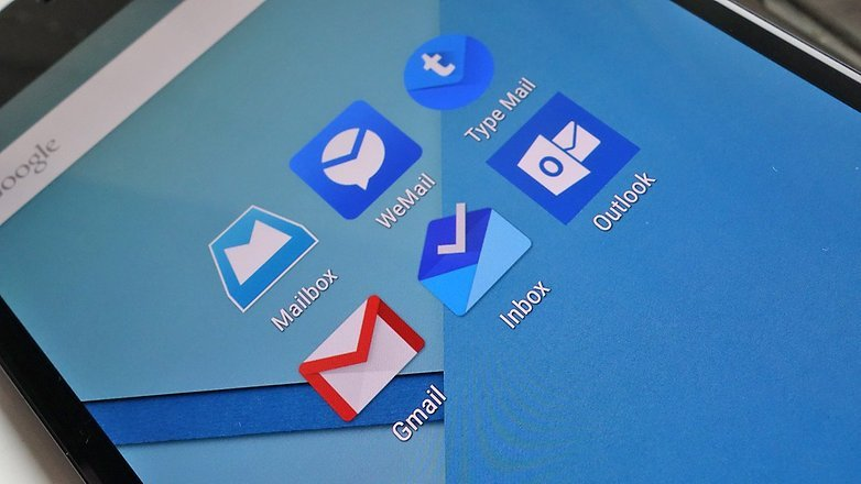 Ten Best Android Email Apps