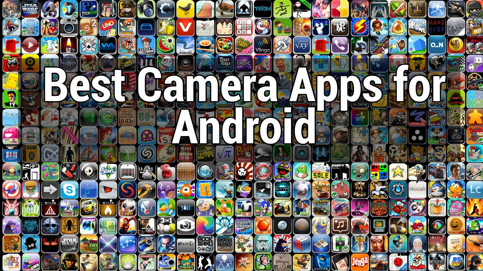 Top 10 Best Android Camera Apps