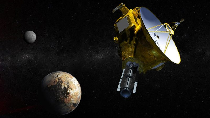 NASA's New Horizons brought rarest pictures of the Pluto