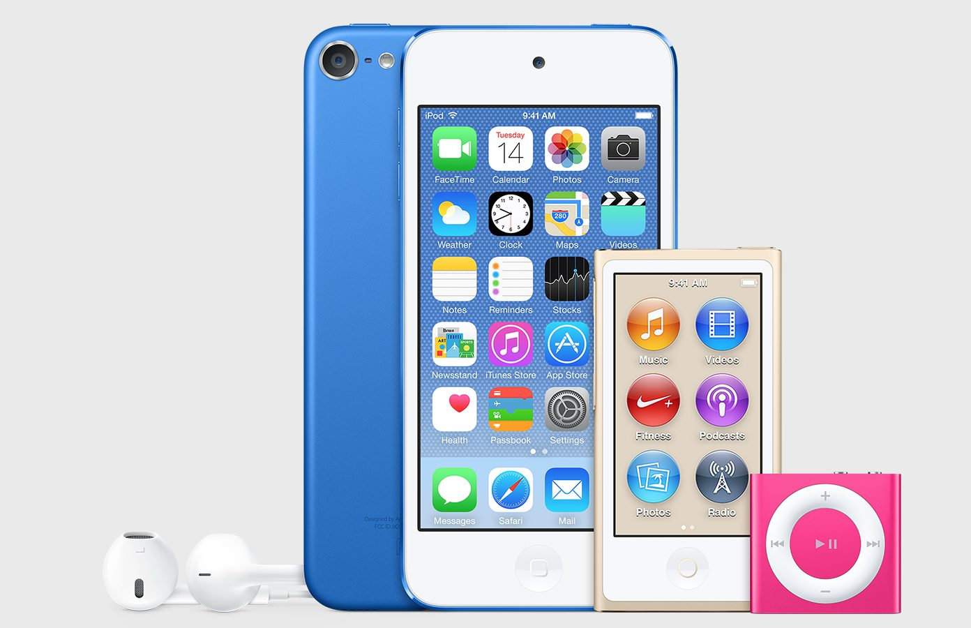 Apple Inc. to revamp its iPod lineup and may reveal upgrades on July 14