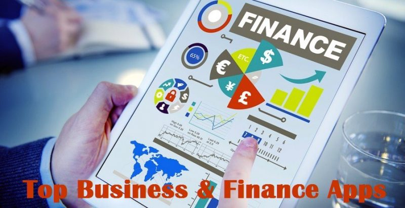 Top Business and Finance Apps