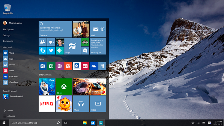 Microsoft Windows 10: Features, Launch Date and Prices Revealed