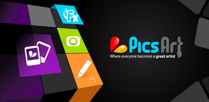 PicsArt - The All-rounder Photo Editor