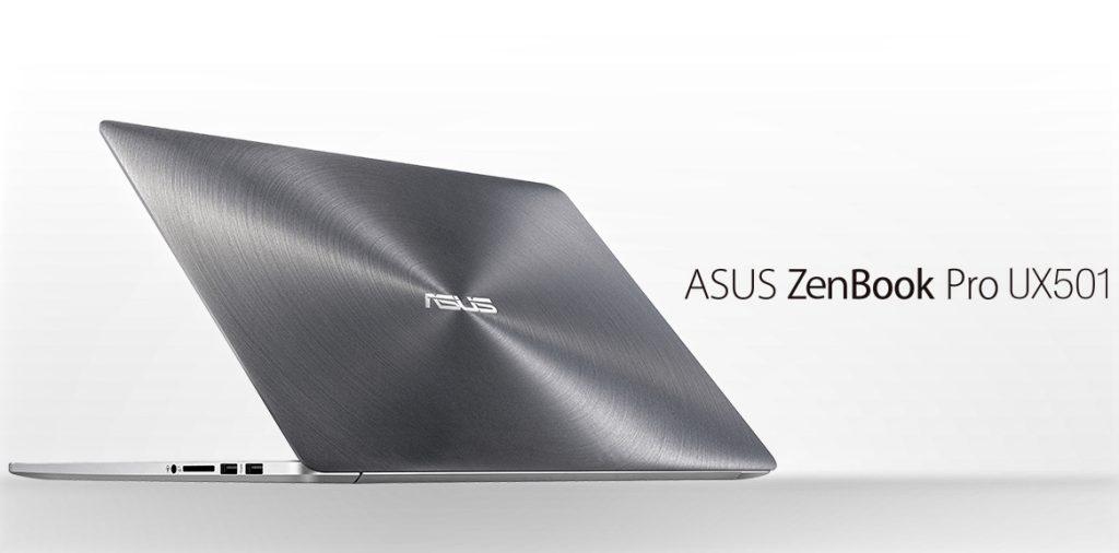 ASUS ZenBook Pro UX501 Ultrabook