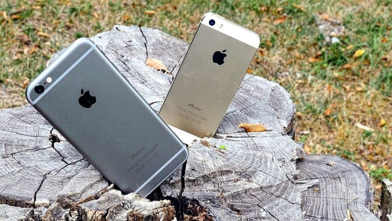 Phone 6 and 5S Series price drop rate