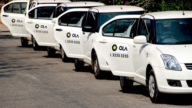 Ola Cabs will invest $20 million to boost customer privacy