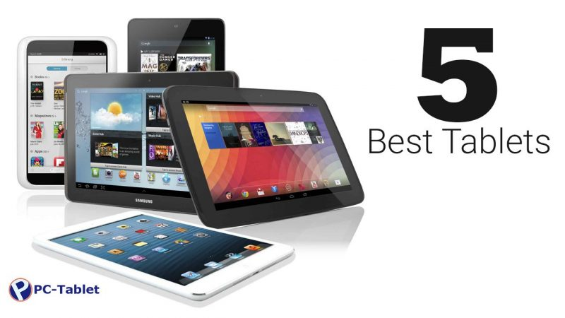 Top 5 Tablets of 2015