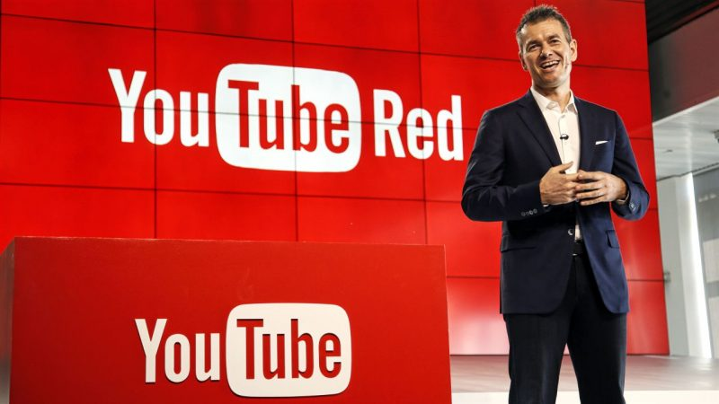 YouTube Red and YouTube Music