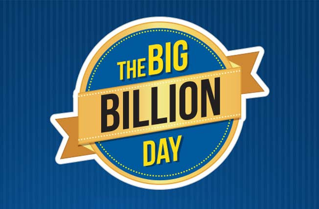 Flipkart Big Billion Days sale claims having sold over 10 lakh products on the opening day