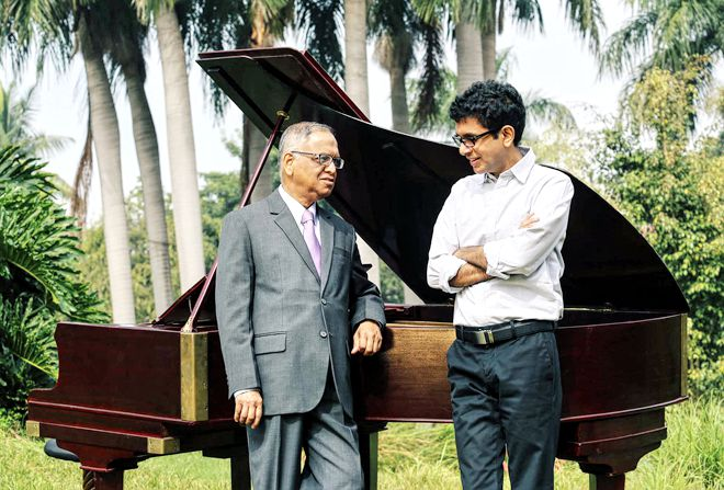 Infosys Founders son, Rohan Murthy