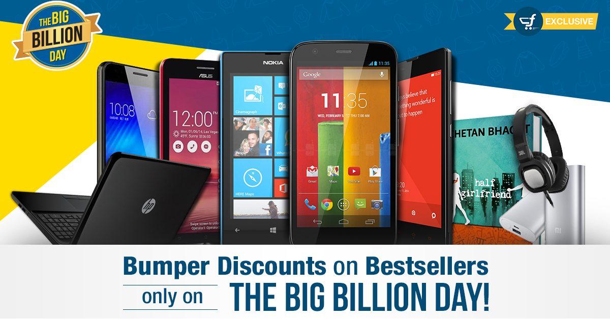 the big billion day sale