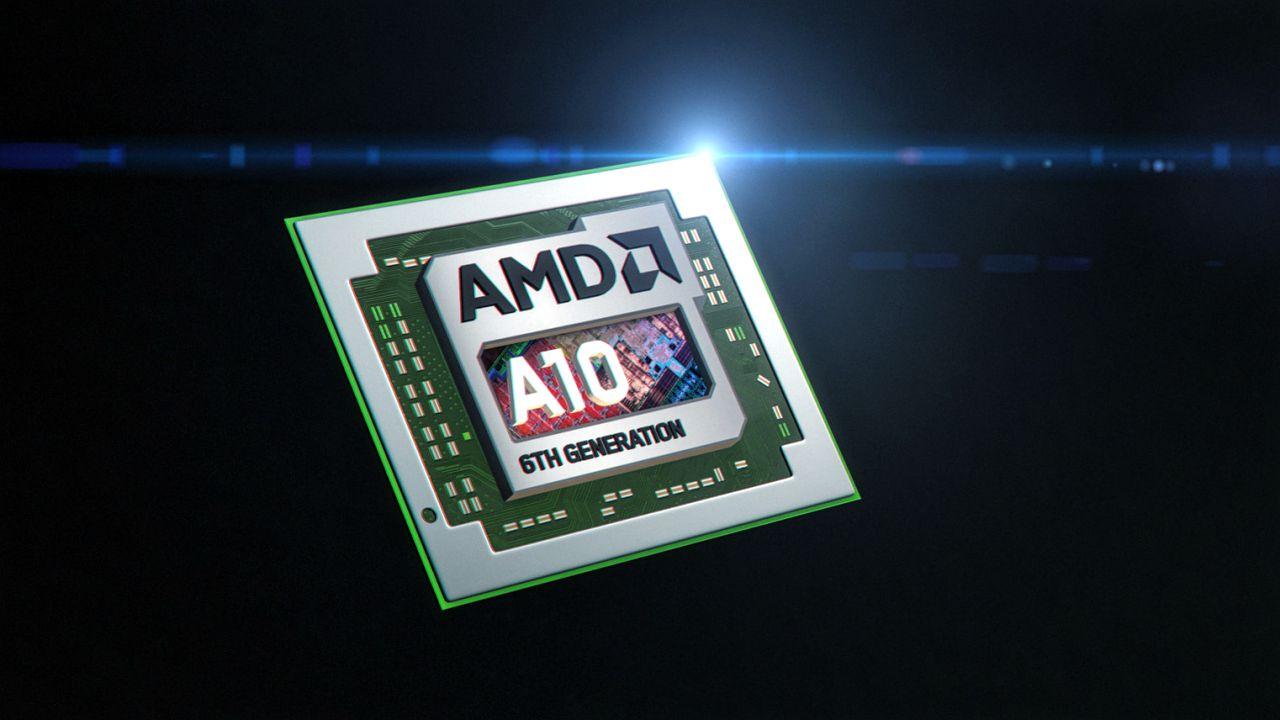 AMD A-series 6th Generation Processors