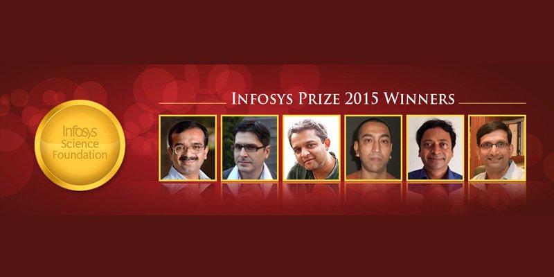 Infosys Prize 2015