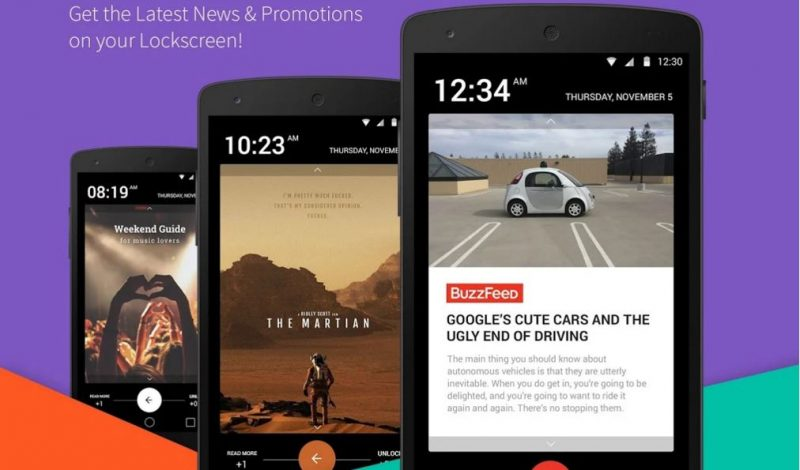 SlideApp Android lock screen app to earn free rewards launches in India